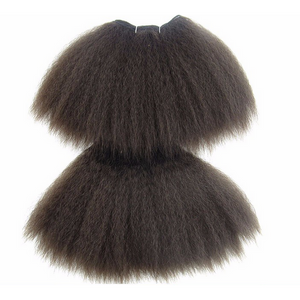 "Coco Yaky Weave 8.5"" - Elegance24seven Hair"