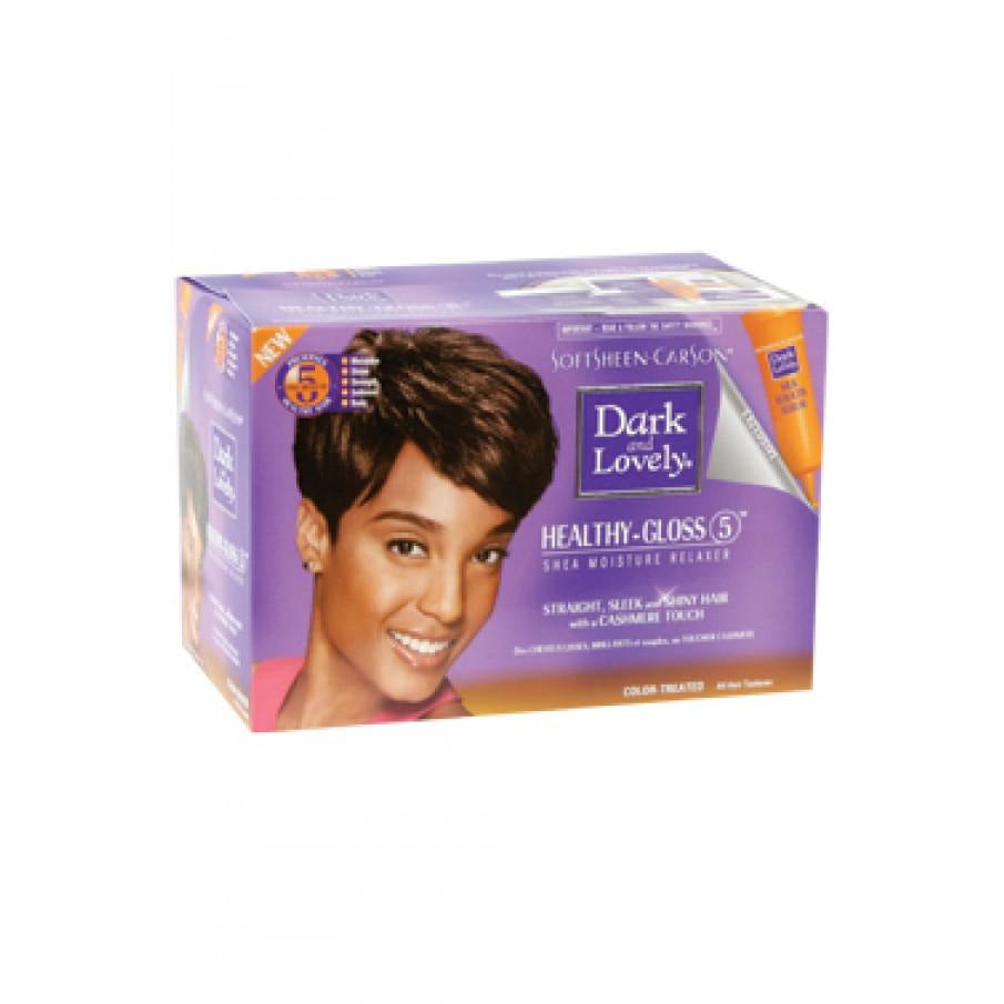 Dark&Lovely Relaxer Kit (Color Treated)#13 - Elegance24seven Hair