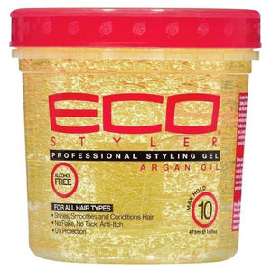 Eco Styling Gel - Argan Oil (16oz)