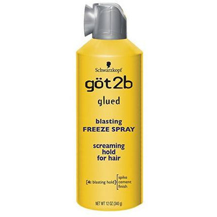 got2b GLUED BLASTING FREEZE SPRAY - Elegance24seven Hair