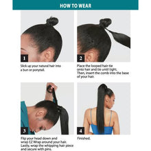 Load image into Gallery viewer, EZ-WRAP PONYTAIL BODY - Elegance24seven Hair