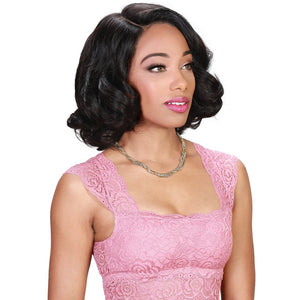 TALLY - 100% Brazilian Human Hair -  LACE WIG - Elegance24seven Hair