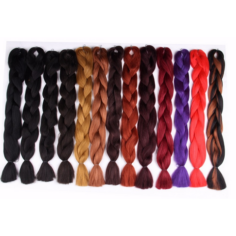 XPression Ultra Braid 100g - Elegance24seven Hair