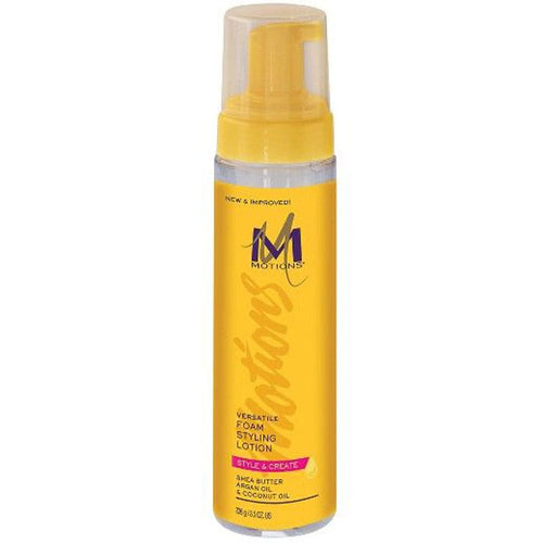 MOTIONS Versatile Foam Styling Lotion (8.5oz) - Elegance24seven Hair