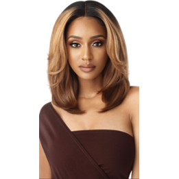 NEESHA 201 SOFT & NATURAL Lace Front Wig
