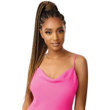 Load image into Gallery viewer, LARGE BOX BRAID 28″ Ponytail