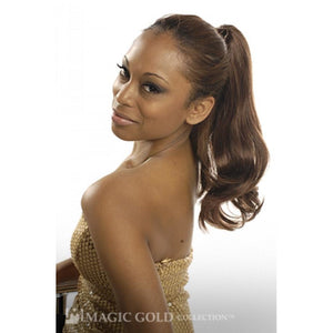 ST-Crimp (M) Mid Length - Ponytail - Elegance24seven Hair