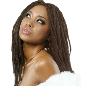 Dread Lock Afro Wave Weave - Elegance24seven Hair