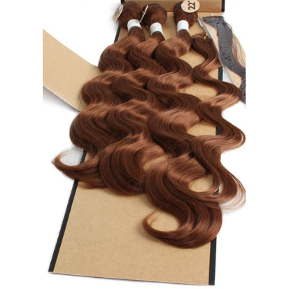Brazilian Natural Wave Weft With Closure - Elegance24seven Hair