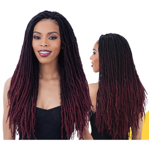 "2X Gypsy Loc 18"" Freetress Braid - Elegance24seven Hair"
