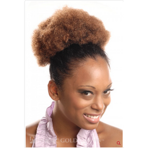 Afro WNT Puff Ponytail - Elegance24seven Hair