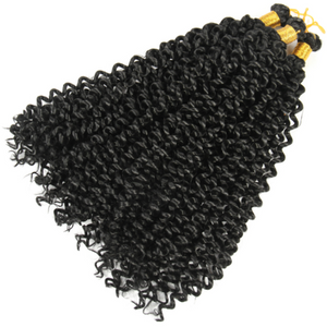"Water Wave Crochet 14"" - Elegance24seven Hair"