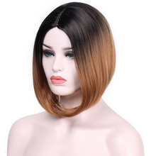 "Load image into Gallery viewer, 14"" SILKY STRAIGHT WIG WS718 - Elegance24seven Hair"