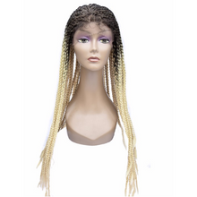 Load image into Gallery viewer, Lace Front Braids Wig - Elegance24seven Hair