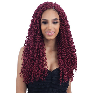 BEACH CURL 18″ SHAKE-N-GO FREETRESS - Elegance24seven Hair