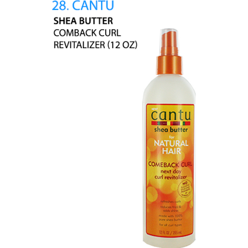 Cantu Shea Butter Natural Comback Curl Revitalizer (12oz) #2 - Elegance24seven Hair