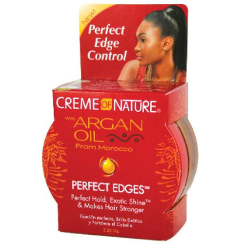 Creme of Nature Argan Oil Perfect Edges (2.25oz)#65 - Elegance24seven Hair