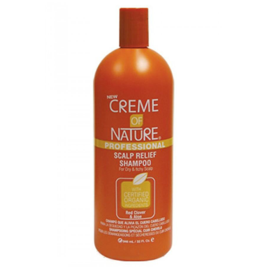 Creme of Nature Scalp Relief Shampoo (32oz)#33 - Elegance24seven Hair