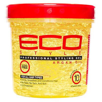 Eco Styling Gel - Argan Oil (8oz)