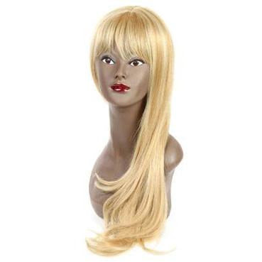 Eve Long Human Hair Wig - Elegance24seven Hair