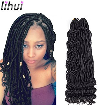 Curly Faux Locs - Elegance24seven Hair