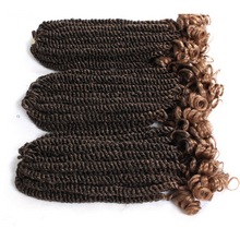 Load image into Gallery viewer, Curly Havana Twist Crochet Braiding Hair Extensions - Elegance24seven Hair