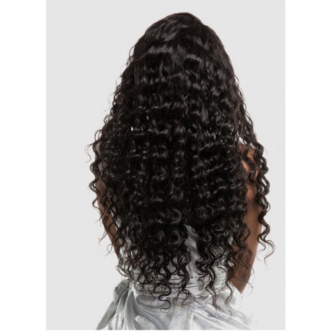 "Loose Wave 22"" Lace Front Wig 250% Density (Natural Color) - Elegance24seven Hair"