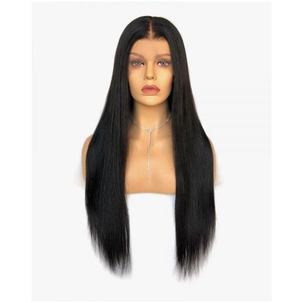 13x4 Lace Front Human Hair 150% Density Wig 20
