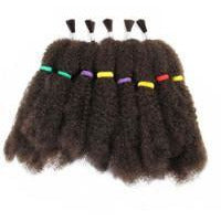 "Load image into Gallery viewer, Afro Kinky Bulk 24"" - Elegance24seven Hair"