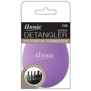 Annie Mini Detangler Purple #2486 - Elegance24seven Hair