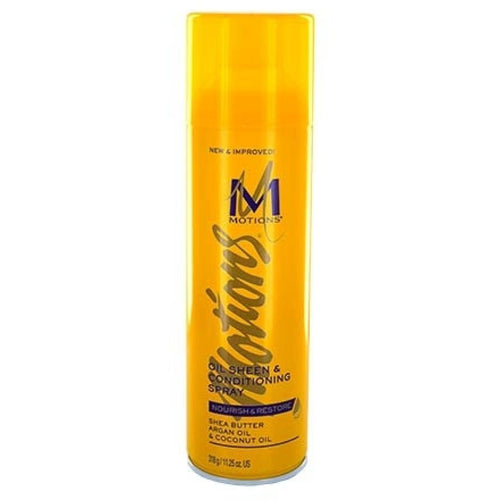 MOTIONS Oil Sheen&Conditioning Spray (11.25oz) - Elegance24seven Hair