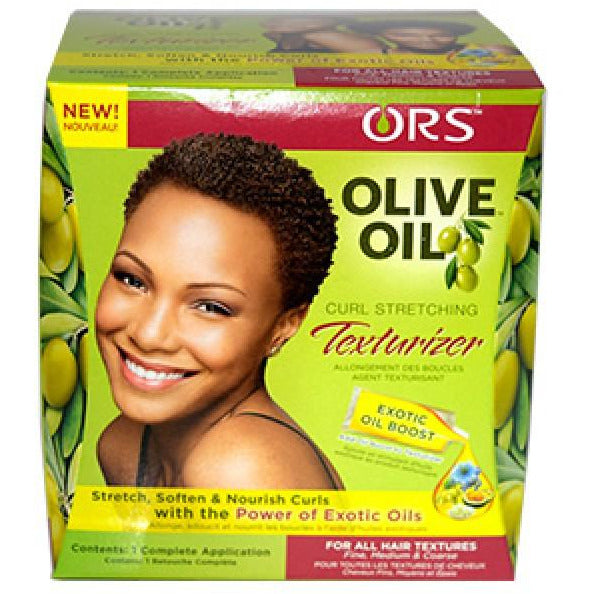 Organic Root Olive Oil Curl Stretching Texturizer #135 - Elegance24seven Hair