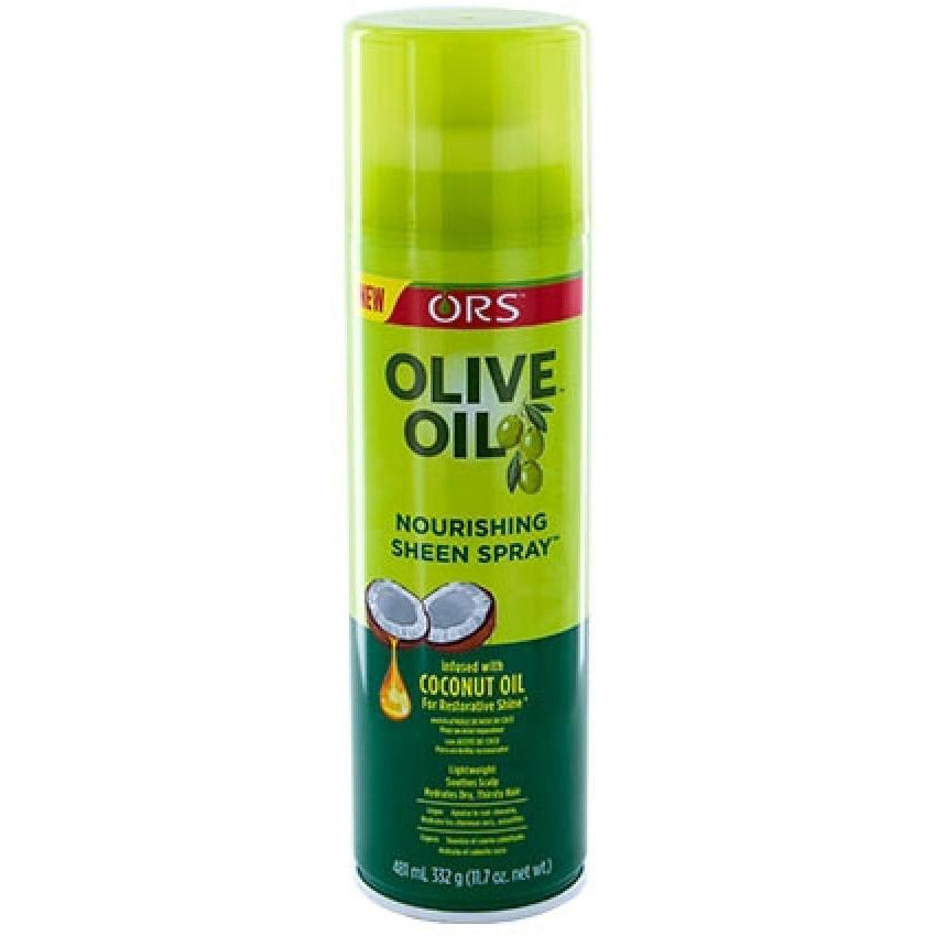 ORS Organic Root  Olive Oil Sheen Spray 15.4oz - Elegance24seven Hair