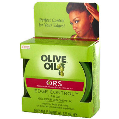Organic Root Olive Oil Edge Control (2.25 oz) - Elegance24seven Hair