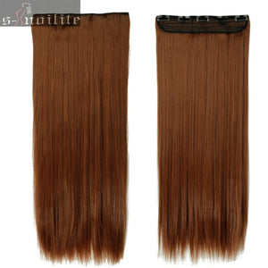 One Piece Clip in Hair Extensions 46-76 CM ONLINE ONLY - Elegance24seven Hair