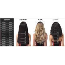 Load image into Gallery viewer, Brazilian Hair Deep Wave Human Hair 4 Bundles With free part Closure (Available Online Only) - Elegance24seven Hair