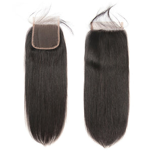 "4*4  Lace Closure- Straight Lumy 16"" - Elegance24seven Hair"