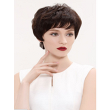 Load image into Gallery viewer, Taffy Short Human Hair Wig - Elegance24seven Hair