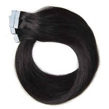 "Load image into Gallery viewer, 10A Grade (Straight 100G 24"") Tape In Human Hair - Elegance24seven Hair"