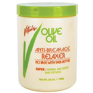 Vitale Olive Oil Anti-Breakage Relaxer - Sup(20oz)#37 - Elegance24seven Hair