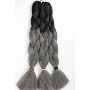 XPression Ultra Braid 165g (Ombre 2 & 3 Colors) - Elegance24seven Hair