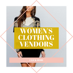 Adult Clothes and Shoes Vendors