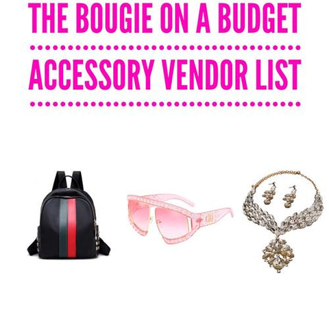 Hand bags and Accessories  Vendors