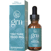 CBD Oil Tincture - Full Spectrum - Peppermint