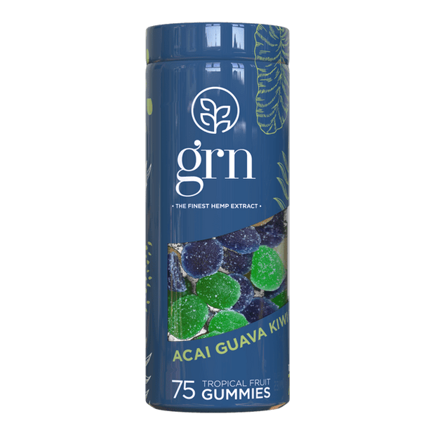 750mg CBD Gummies - Exotic Fruit