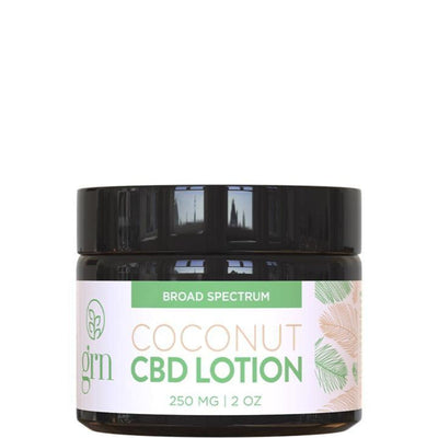 Coconut CBD Infused Lotion