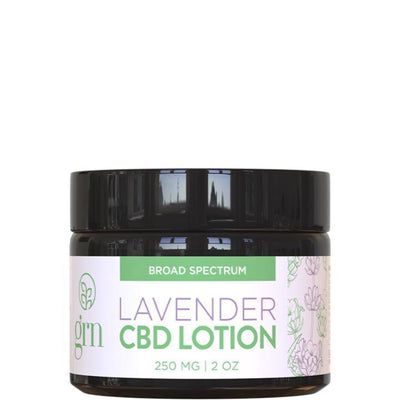 Lavender CBD Infused Lotion