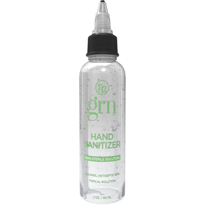 Hand Sanitizer Single Bottle