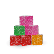 100mg CBD Gummies - Mixed Fruit