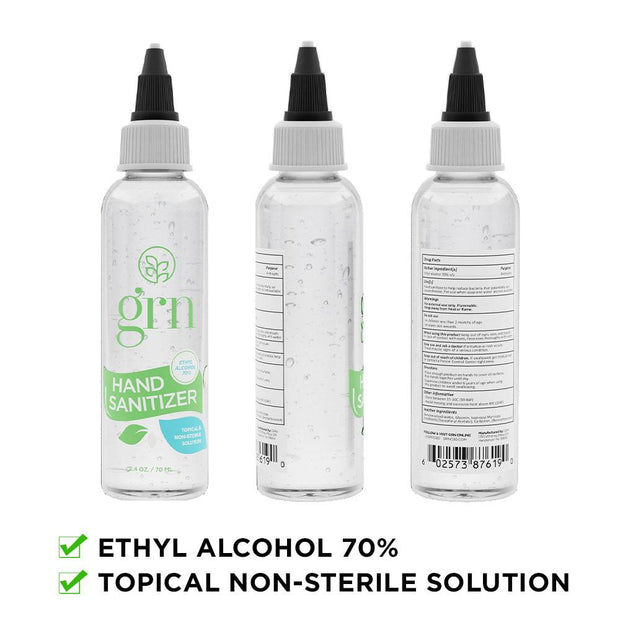 Hand Sanitizer 3-Pack